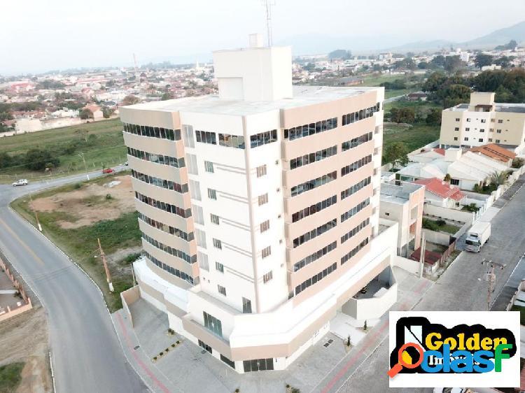Apartamento para venda residencial laiza bairro universitário em tijucas sc