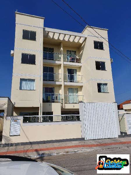 Apartamento de dois dormitórios no bairro joaia tijucas