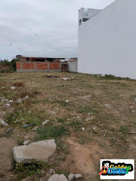 Terreno bairro praça em tijucas