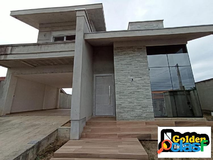 Casa 3 dormitórios alto padrão no bairro joaia em tijucas-sc.
