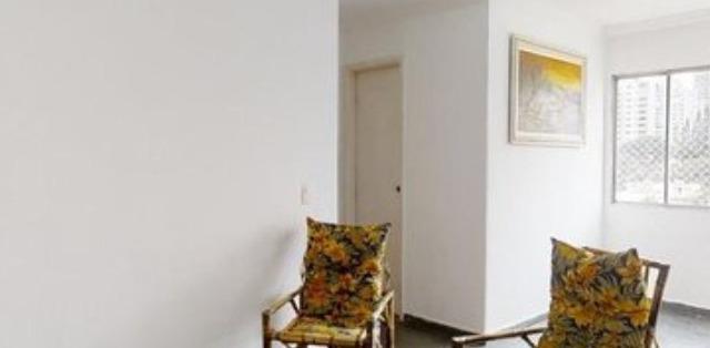 Apartamento residencial em são paulo - sp, campo belo