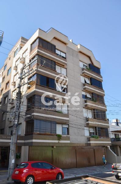 Apartamento à venda no centro - santa maria, rs. im264300