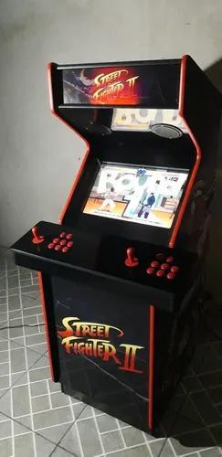 Arcade eletromatic sf2