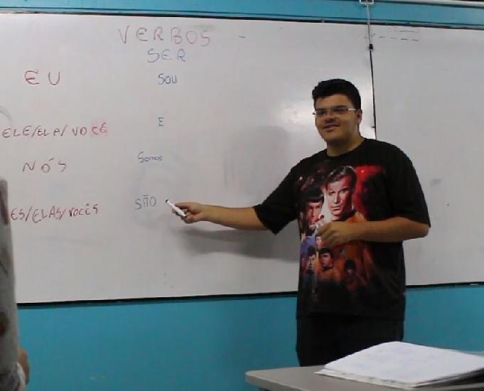 Aulas física e matemática graduando em física (20$ p