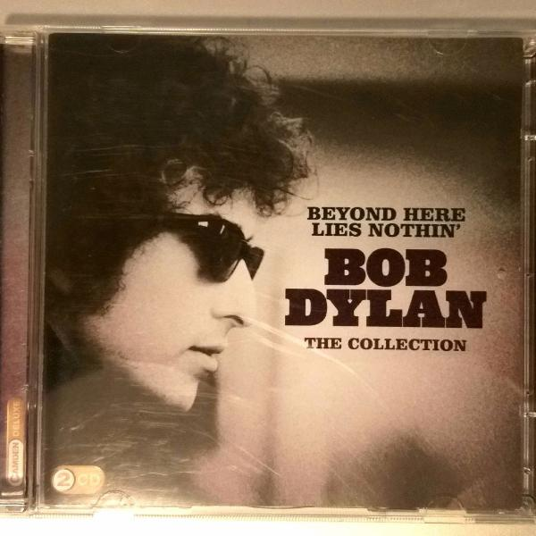 Cd bob dylan the collection