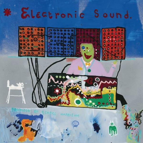 Cd george harrison - eletronic sound