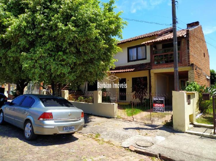 Casa à venda no goiás - santa cruz do sul, rs. im275284