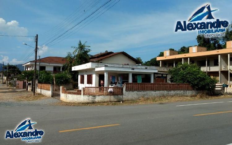 Casa à venda no vieira - jaraguá do sul, sc. im160853
