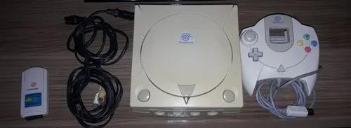 Dreamcast com defeito leia a descrição!