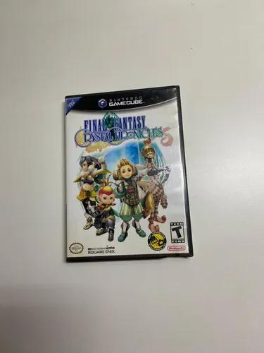Final fantasy crystal chronicles game cube