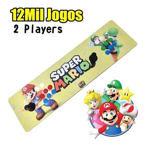 Fliperama 12000 jogos hdmi 5m arcade gigante