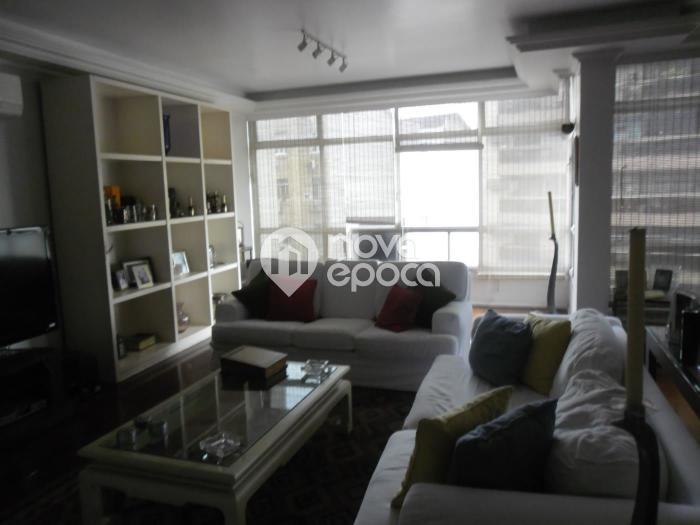 Ipanema, 3 quartos, 1 vaga, 260 m² avenida rainha elizabeth