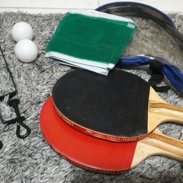 Kit Ping Pong - Tênis de mesa
