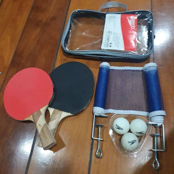 Kit ping pong / tênis de mesa