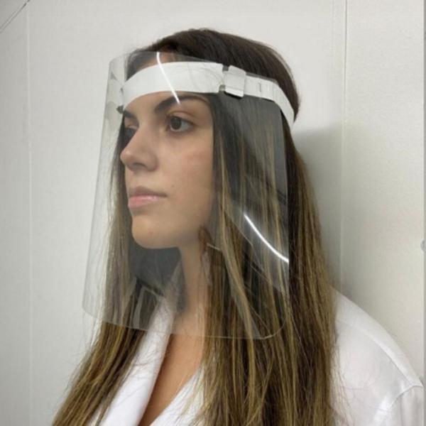 Mascara proteção facial