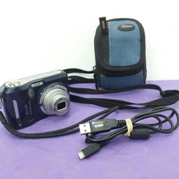 Máquina fotográfica digital kodak 16 mp linda