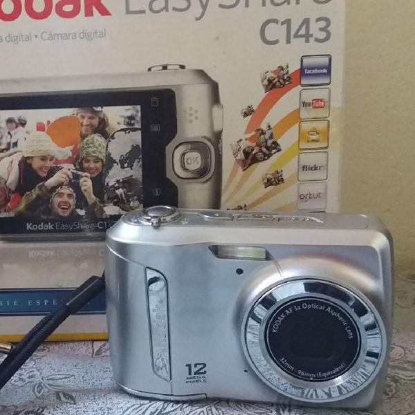 Máquina fotográfica digital kodak easy