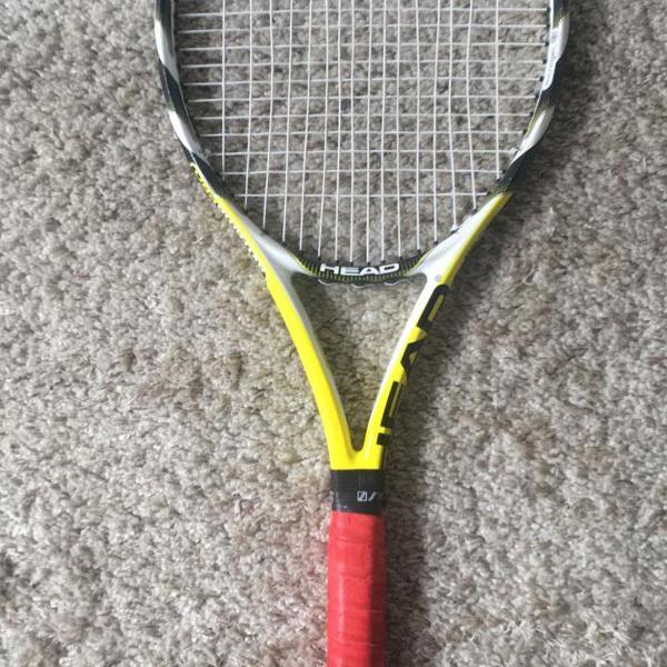 Raquete de tênis - head extreme pro