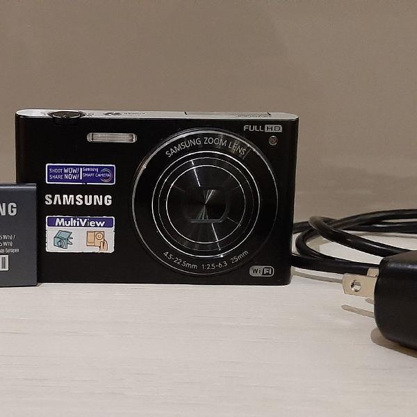 Samsung câmera digital full hd mv900f