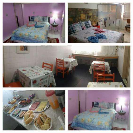 Suítes em hostel com preço acessível em são paulo