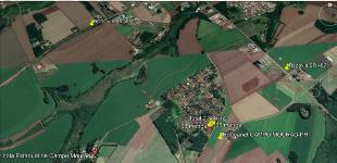 Terreno plano com 2.380 m2 ótimo preço campo