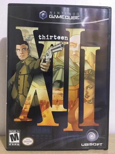 Thirteen xiii nintendo gamecube e wii original completo