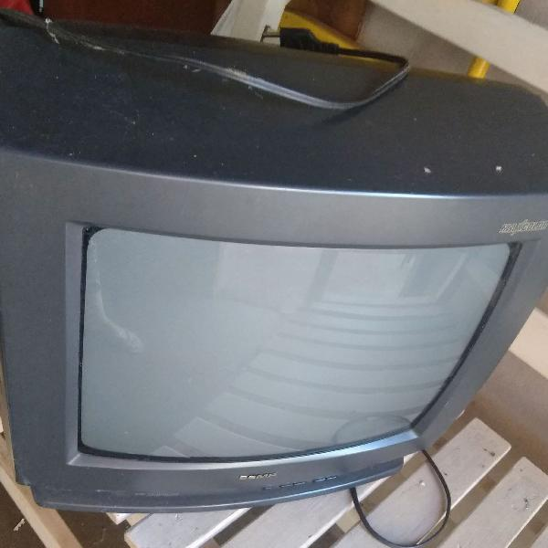 Tv Tubo Semp Toshiba 14 Polegadas