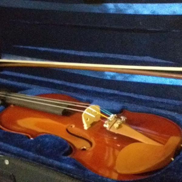 Violino eagle ve 441 4/4 com estojo