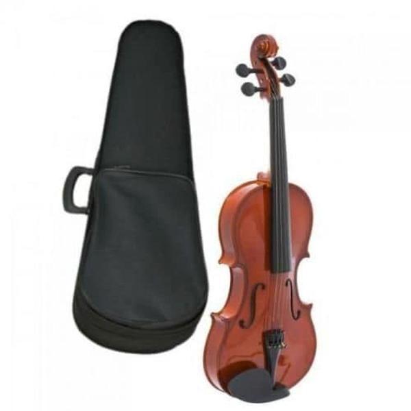 Violino giannini sv 4/4 original, com estojo térmico