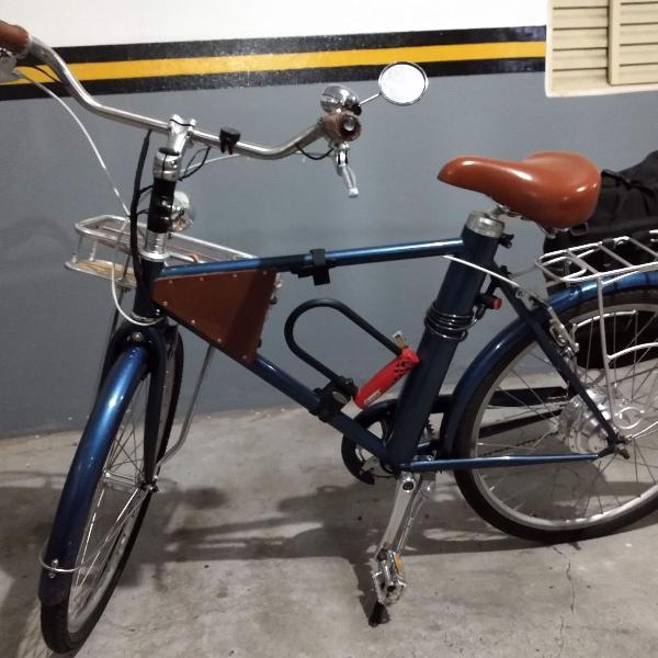 Bicicleta elétrica - e-bike- vela 1