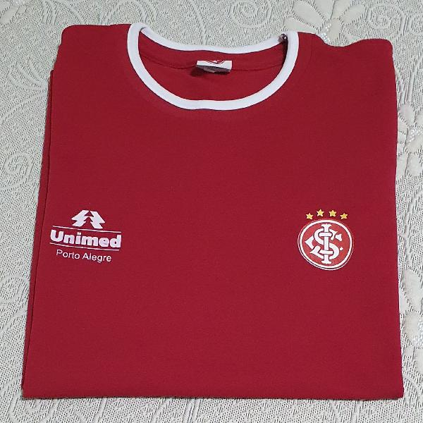Camiseta esporte clube internacional