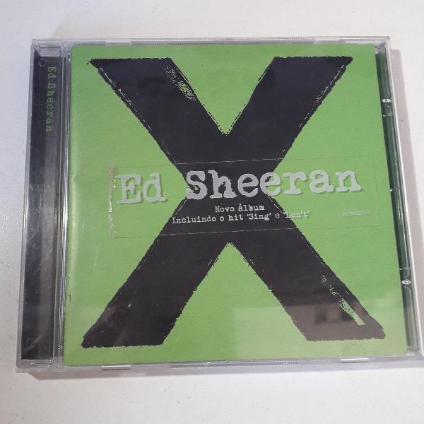 Cd x ed sheeran