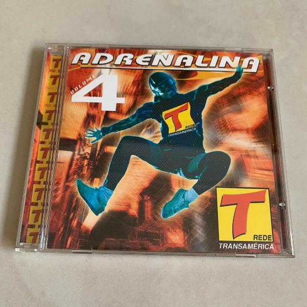 Cd adrenalina