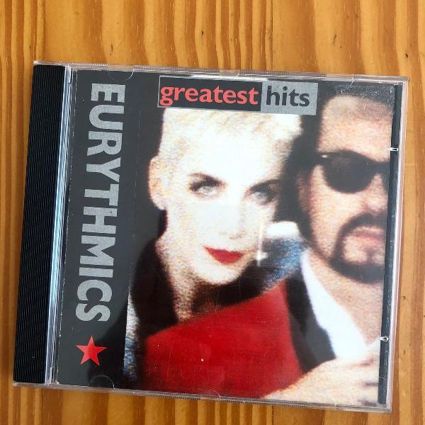 Cd eurythmics greatest hits