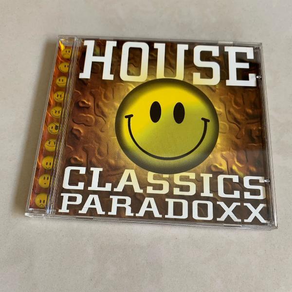 Cd house classics paradoxx