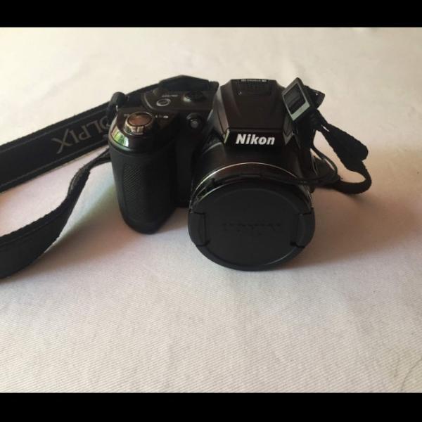 Câmera digital coolpix l120