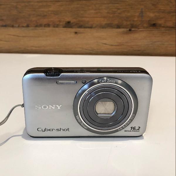 Câmera fotográfica sony cyber shot 16.2 mega pixels