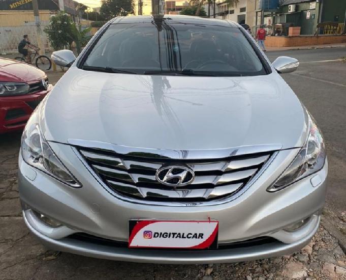 Hyundai sonata 1112, avaliamos outro carro na troca. daniel
