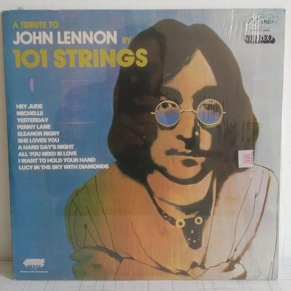 Lp a tribute to john lennon by 101 strings