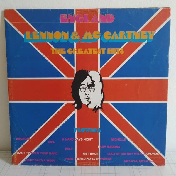 Lp lennon & mccartney - england - the greatest hits