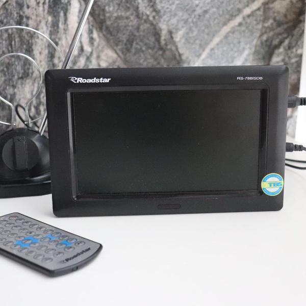 Mini televisão portátil