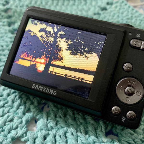 Máquina digital samsung es60 12.2 megapixels