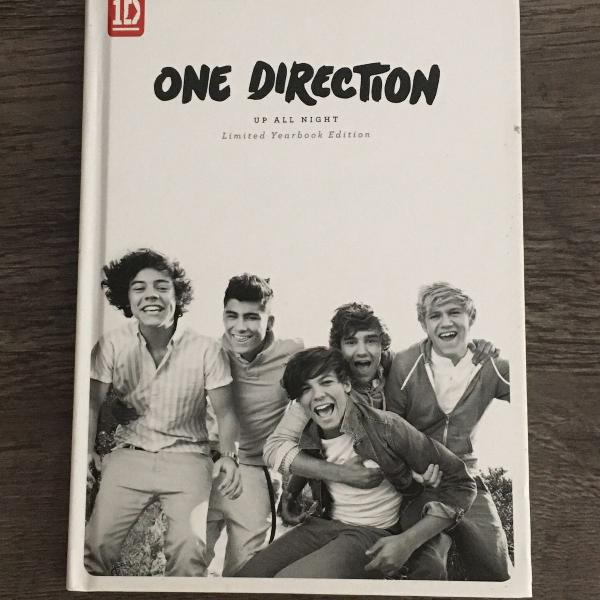One direction - up all night limited yearbook edition