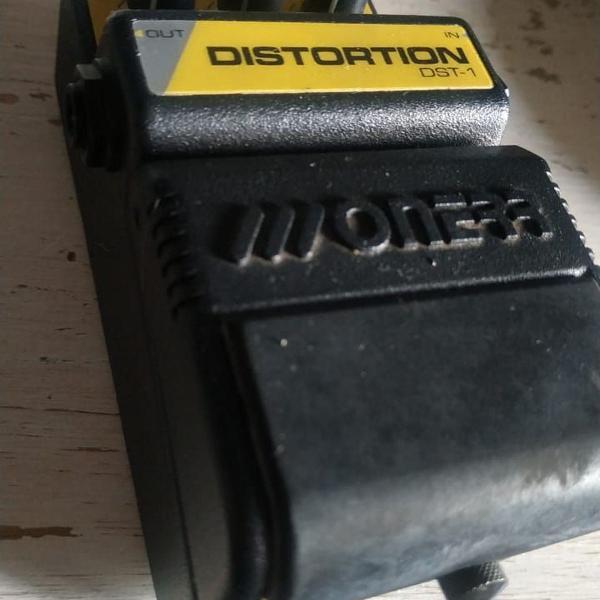 Pedal de efeito para guitarra- distortion dst-1 - onerr