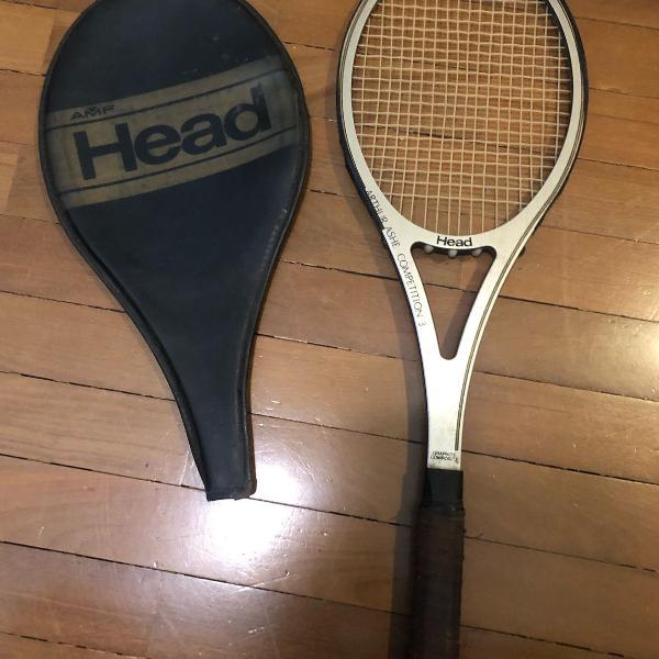 Raquete de tenis retro - head
