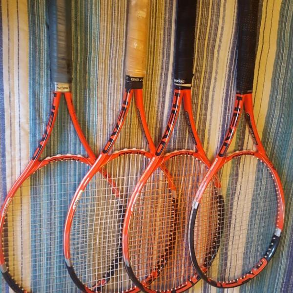 Raquete de tênis head radical mp