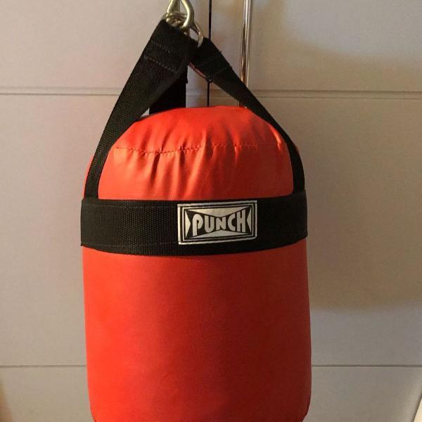 Saco de boxe punch