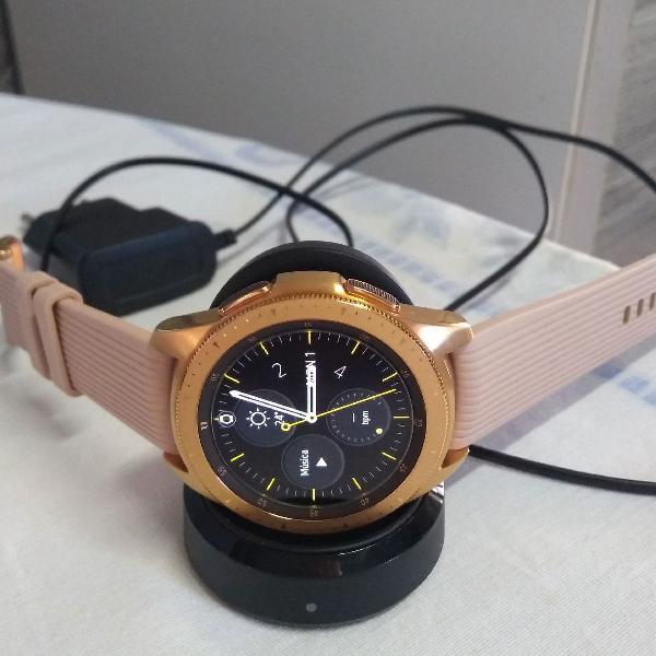 Smartwatch samsung bt 42 mm rose gold