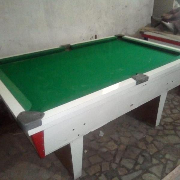 Snooker(sinuca) usada