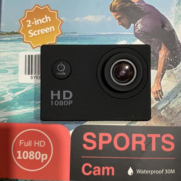 Sports cam câmera similar a gopro